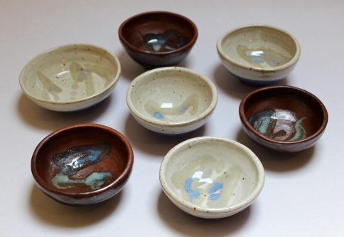 Ice Cream Bowls (above)