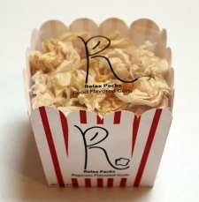 Relax Packs Popcorn Gum