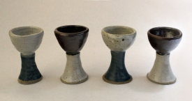 Four Small Goblets