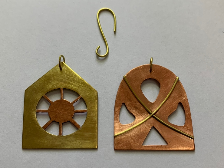 Renaissance Church Pendants