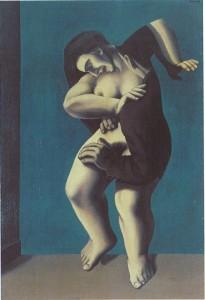 René Magritte- Les Jours Gigantesques